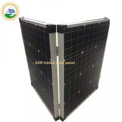 folded solar panel mono 100W