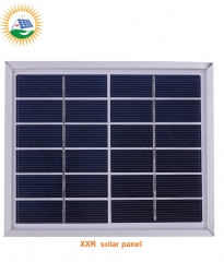XXR PV modules 5W/6V