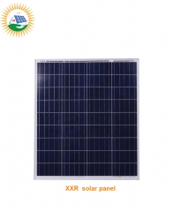 XXR PV modules poly 80W solar panel manuafcturer