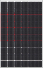VSUN325-60BMH-DG