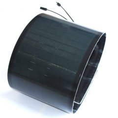 144W Flexible thin film solar module