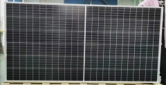 CSUN 385w 390w Mono Half cell solar panel 390
