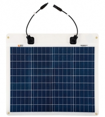 RICH SOLAR 50 Watt 12 Volt Flexible Polycrystalline Solar Panel