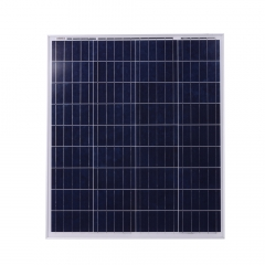 solar panel poly crystalline  80W solar panel