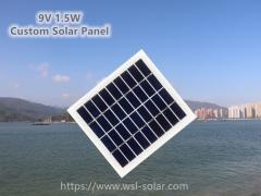 1.7W 9V Solar Panel