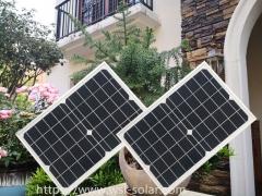 5V Solar Panel, 12W