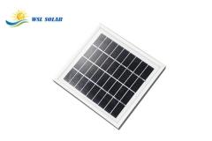2 Watt solar panel, 9 volt
