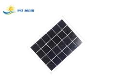 6 Volt Solar Panel, 3W
