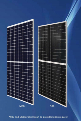 410W-390W Mono Solar Module (Double Glass)