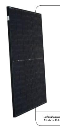 Full Black STP350-370S - B60/Wnhb