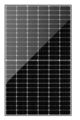 Bificial M144B PERC Half Cell Mono 425-445W Framed