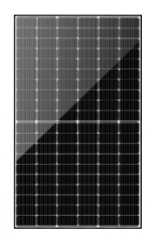 Bificial M120B PERC Half Cell Mono 355-375W Framed
