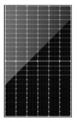 HC M144 PERC Mono Half Cell 435-455W