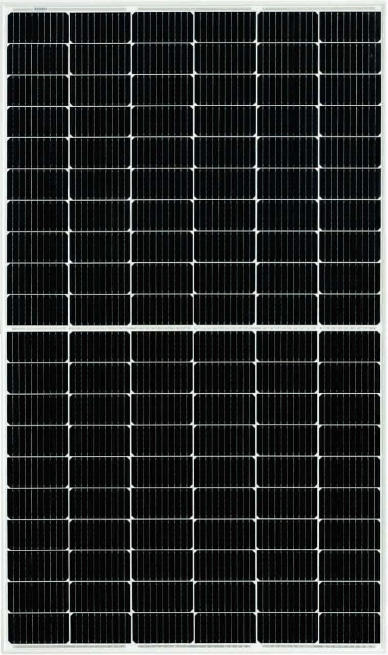 Ulica Solar Ul 365 375 120 Half Cut Solar Panel Datasheet Enf Panel Directory