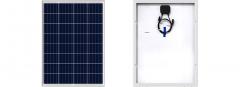 Poly 100W Solar Module