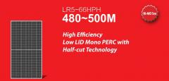 490W- 500W Longi LR5-66HPH