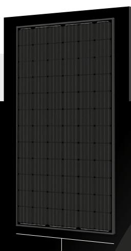 IBS72M All Black 380-390W
