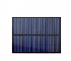 5V 1W PET Solar Panel