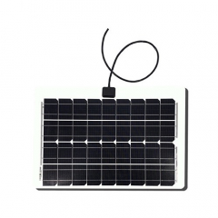 30W ETFE Semi-Flexible Solar panel