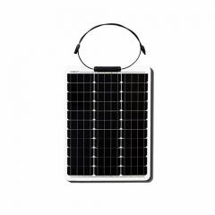 50W ETFE Semi-Flexible Solar panel