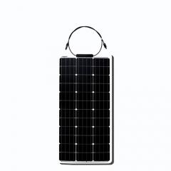 80W ETFE Semi-Flexible Solar panel