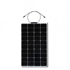 120 ETFE semi flexible solar panel