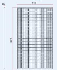 TSM-DE06H(II) 320-345W