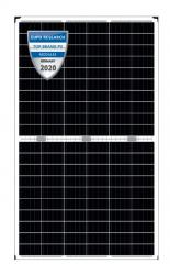 Eco Line Half Cell Glass-Glass Bifacial M120/320-340 Frameless