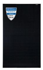 Eco Smart Line Half Cell Full Black M120/315-335W