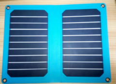 ETFE 10.6W Solar Charger with USB