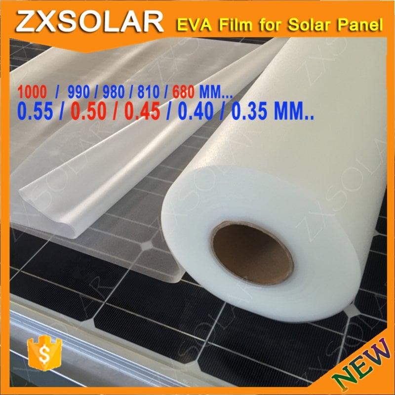 Z1261 Extra fast cure Solar Eva Film