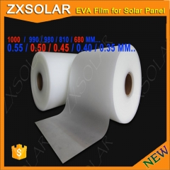 Z1261A High Transmission Clear Eva Film