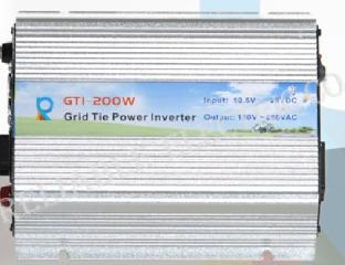 200W Grid Tie Micro