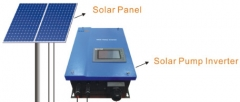Solar Pump Inverter Three Phase 0.75KW-55KW