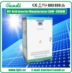40KW solar power inverter