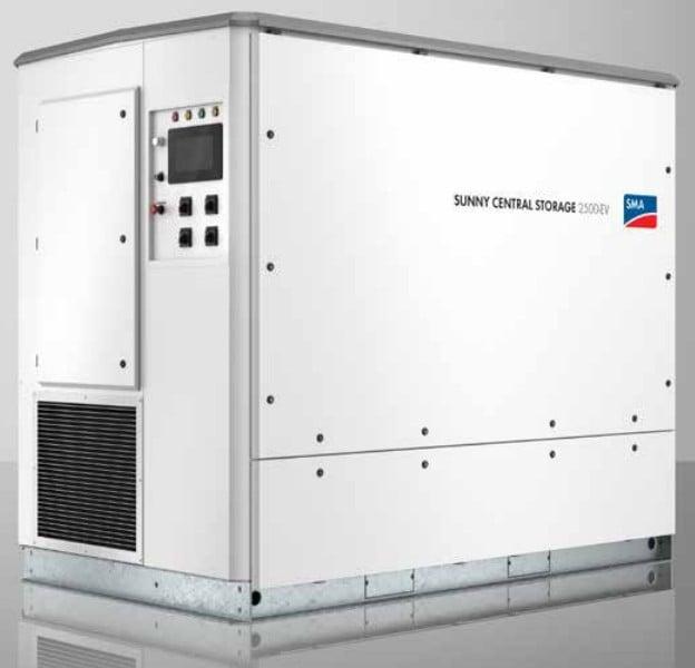 Sunny Central Storage 2200/2475/2500-EV/2750-EV/3000-EV