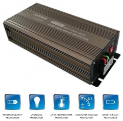 Pure Sine Inverter GP series 6000W 230V