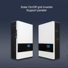Solarhybrid inverter