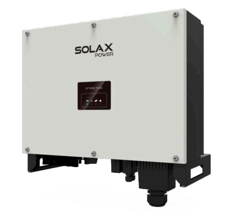 X3-Max (Three Phase) 20-30K-TL