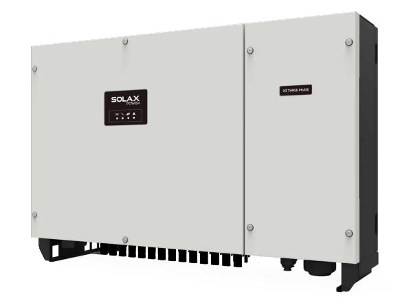 X3-50K-TL / X3-60K-TL (Three Phase)