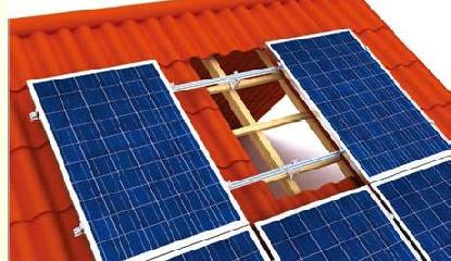 Tile Roof PV Mount