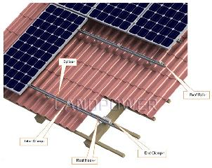 Roof topTile Roof Solar Mounting Systems