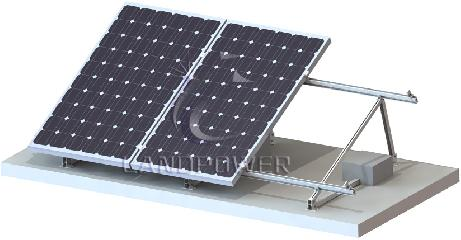 Low Profile Flat Roof Solar Mounting Systems
