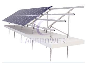 Aluminum Ground Mounting Systems