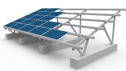 Shanghai Chiko Solar Technology Co Ltd Ground Mount V