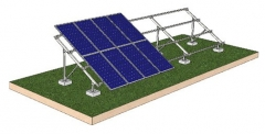 Ground Solar Mounts