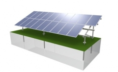 GS1 Ground Solar Mounting Systems
