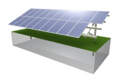 GS2 Ground Solar  Mounting System