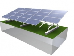 GS3 Ground Solar Mounting System