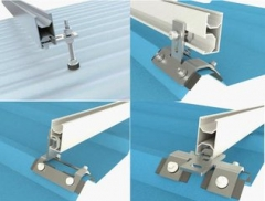 SMT-Pitched Roof Solar Mounting System